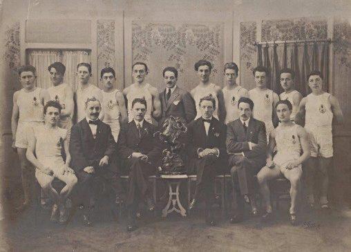 club coquelicot Mémorial 14-18