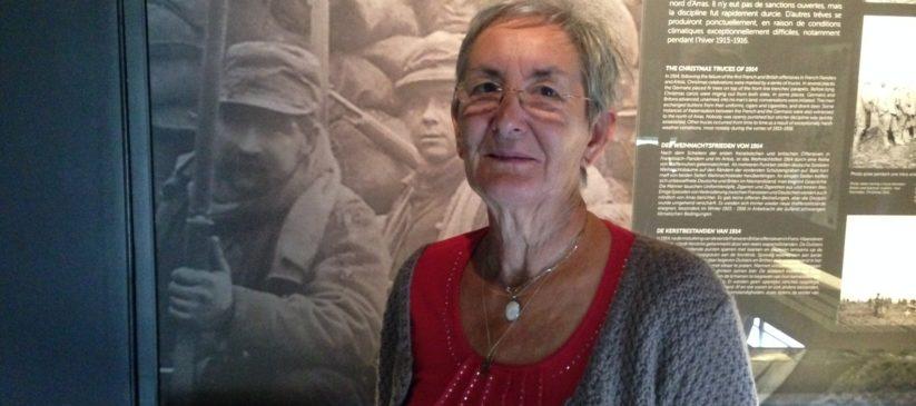 Madame Galloni Mémorial 14-18